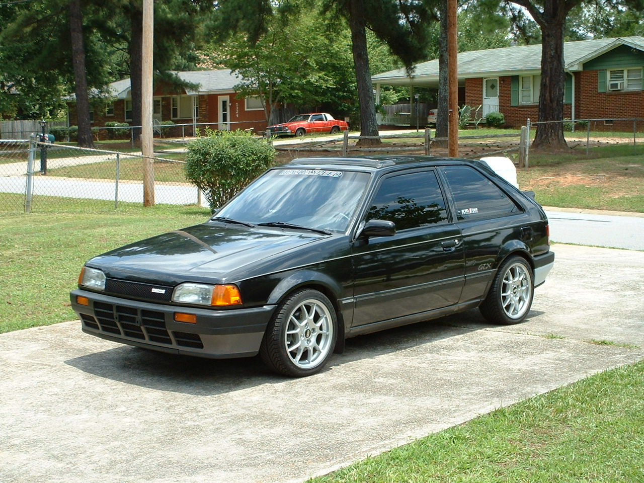 Mazda 323 gtx for sale craigslist